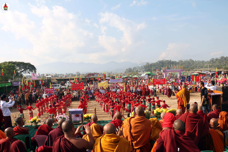 ရှမ်းနှစ် ၂၁၁၄ ခုနှစ် မြန်မာနိုင်ငံလုံးဆိုင်ရာရှမ်းနီ နှစ်သစ်ကူးပွဲတော်နှင့် ကောက်ဦးဆွမ်းကပ်လှူပွဲတော် ပုံရိပ်များ